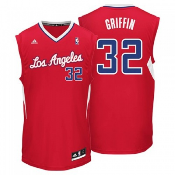 Adidas Maillot Replica Blake GRIFFIN Rouge