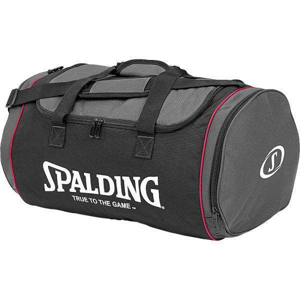 Spalding Sac Tube Sportbag M Noir/Rose