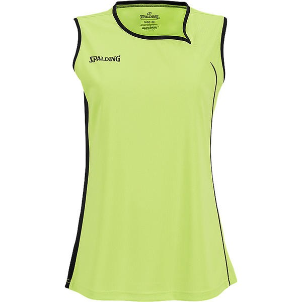 Spalding Maillot 4her II flash green