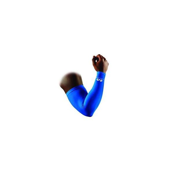 Mc David Manchon de compression Bleu