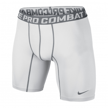 Nike Pro Combat Core Short Blanc