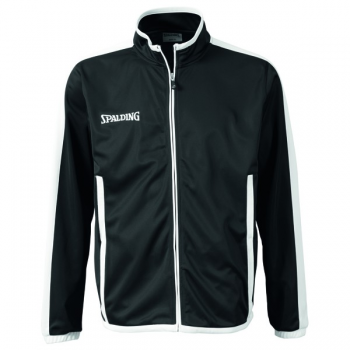 Spalding Evolution Jacket Noir-Blanc
