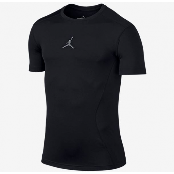 Jordan All Season Compression SS Top Noir