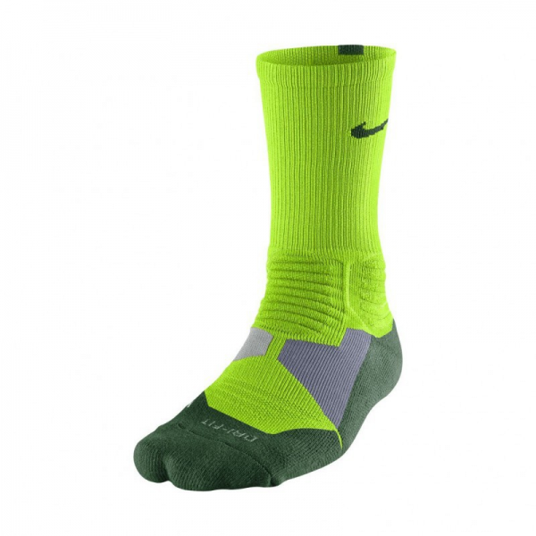 Nike Chaussettes Hyperelite Vert