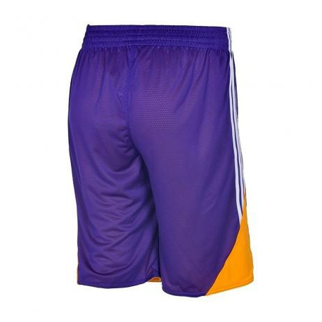 Adidas Winter Hoops Reversible Short Lakers