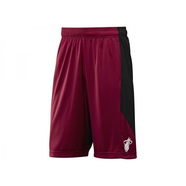 Adidas Short Gametime Miami Heat