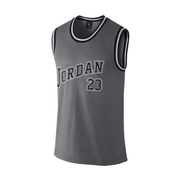 Jordan Varsity Jersey Tank Gris