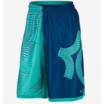 Nike KD Surge Elite Short Bleu