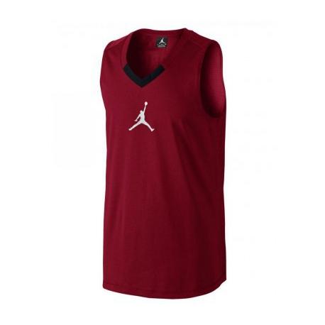 Jordan Rise 4 Jersey rouge