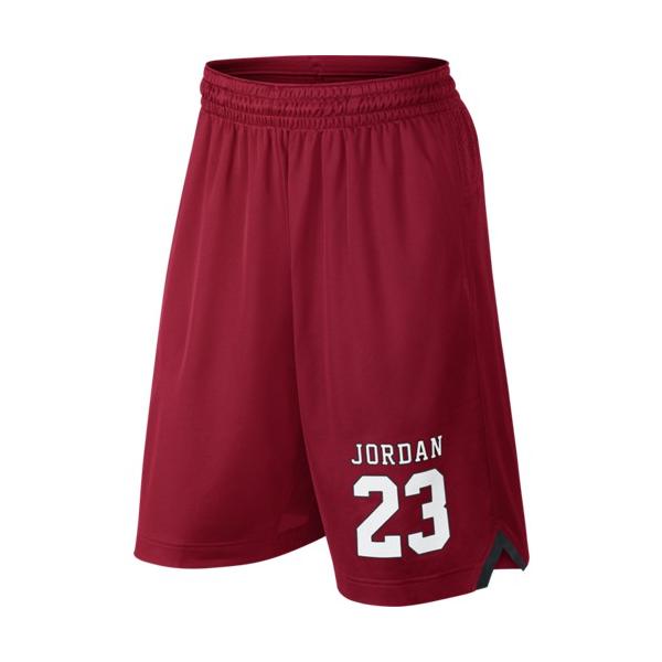 Jordan Rise 4 short Rouge