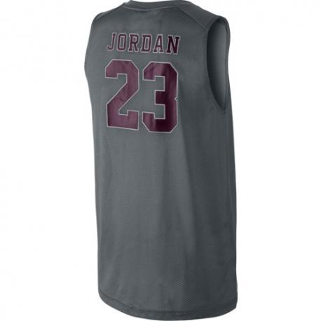 Jordan Rise 4 Jersey Gris