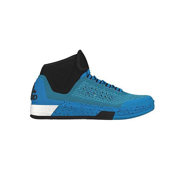 Adidas Crazylight Boost Mid Pimeknit 2015 Bleu