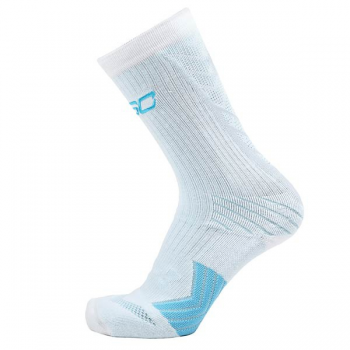 UA Chaussettes Curry Undeniable Blanc