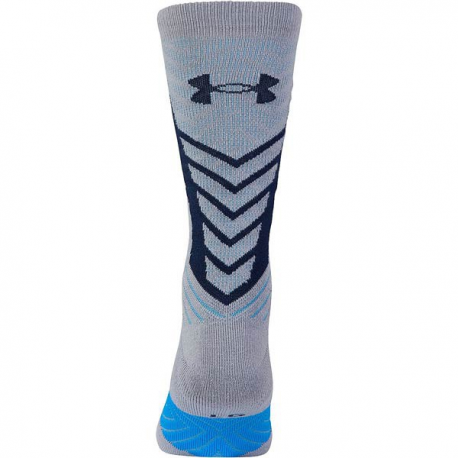 UA Chaussettes Curry Undeniable Gris