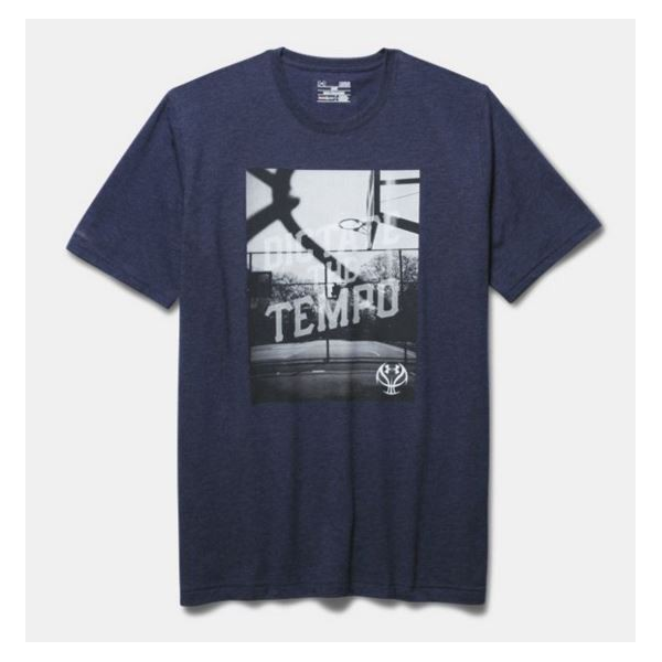 Under Armour Tee-Shirt Dictate The Tempo