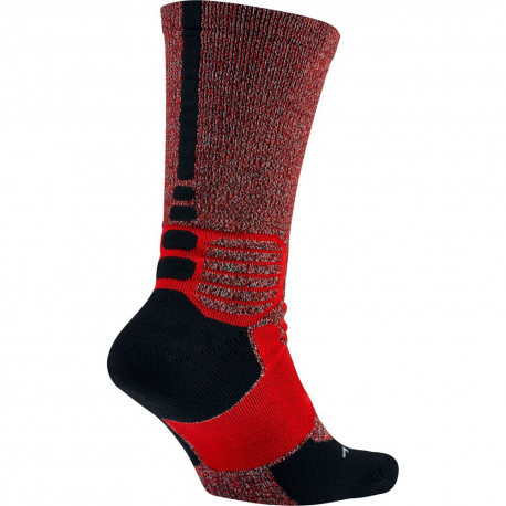 Nike Chaussettes Hyperelite Crossover Rouge