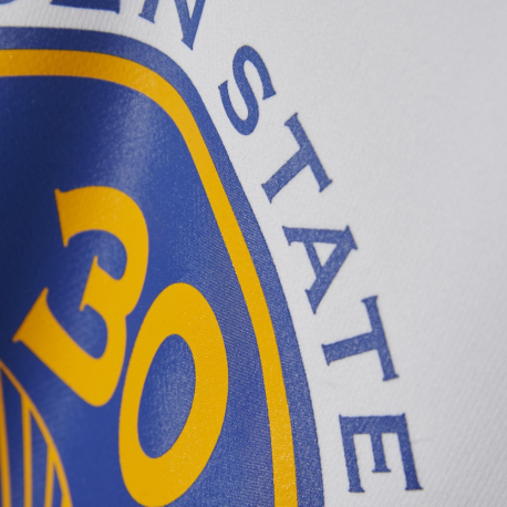 Adidas Maillot Replica Warriors Stephen Curry Blanc