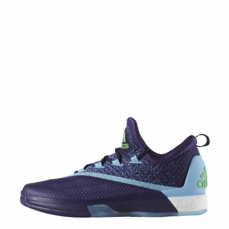 Adidas Crazylight Boost 2.5 Low Violet