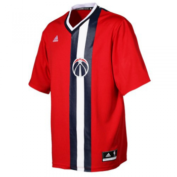 Adidas Maillot Replica Manches Washington Wizards