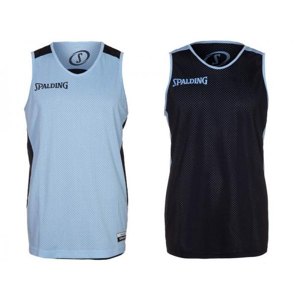 Spalding Reversible Shirt Ciel/Marine