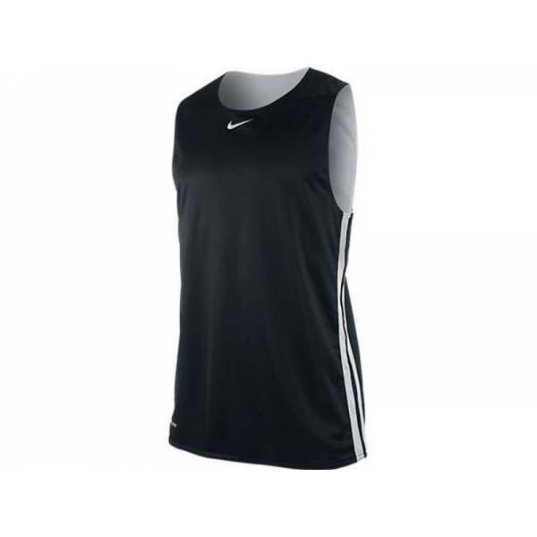 Nike new hustle reversible Tank noir/blanc
