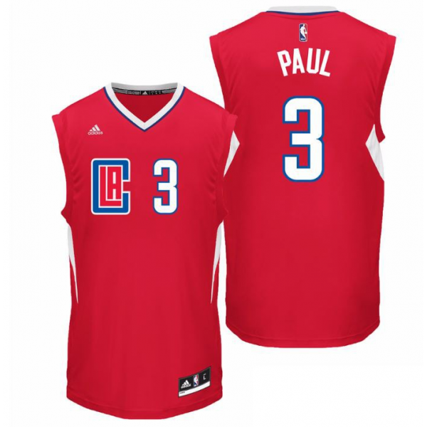 Adidas Maillot NBA Replica Los Angeles Clippers Chris PAUL