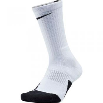 Nike Chaussettes Dry Elite 1.5 Blanc/Noir