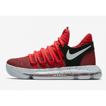 Nike Zoom KD10 (GS) Rouge