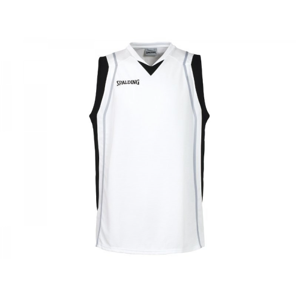 SPALDING Maillot Crunchtime blanc