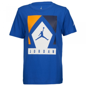 Jordan Kid TS Diamond Jumpman Bleu