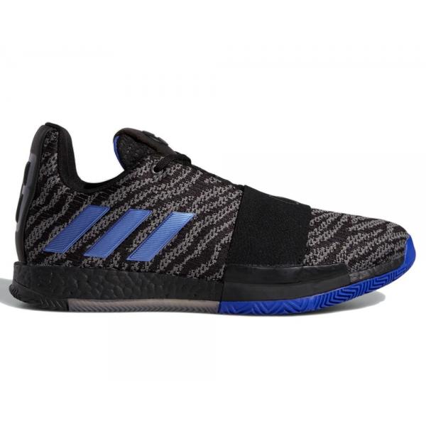 Adidas Harden Vol.3 Noir/Bleu