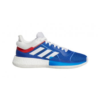 Adidas Marquee Boost Low Bleu