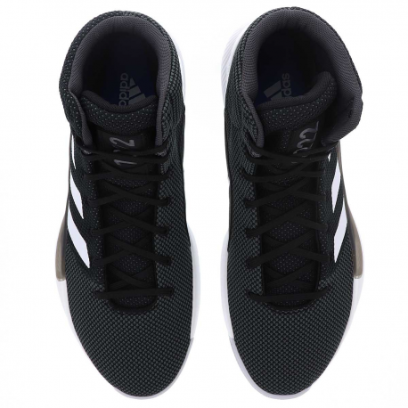 Adidas Pro Bounce Madness 2019 Noir/Blanc