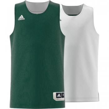Adidas Maillot Réversible Enfant Crazy Explosive Vert/Blanc