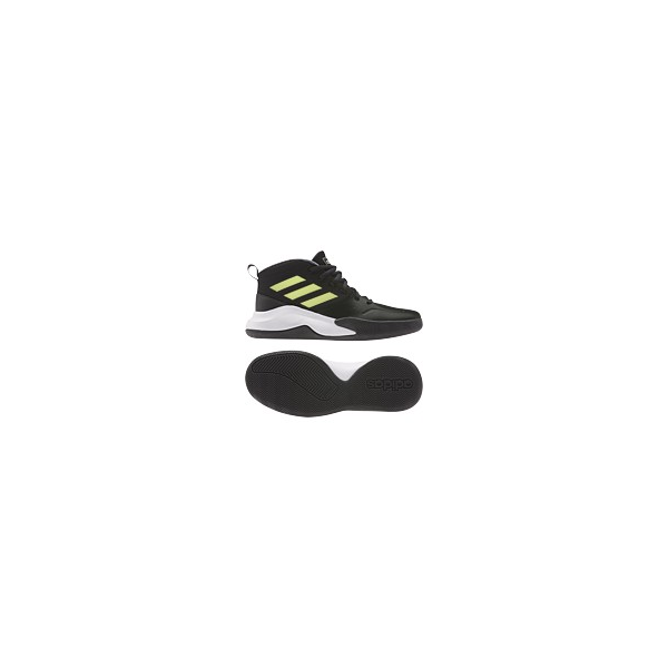 Adidas Ownthegame K Wide Noir/Or