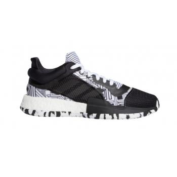 Adidas Marquee Boost Low Noir/Blanc/Noir