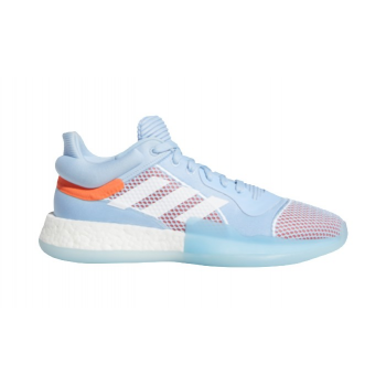 Adidas Marquee Boost Low Ciel/Corail