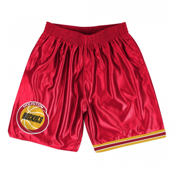 NBA Dazzle Shorts Houston Rockets Mitchell&Ness