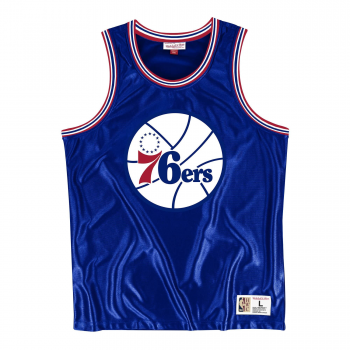 NBA Dazzle Tank Top Philadelphie 76ers Mitchell&Ness