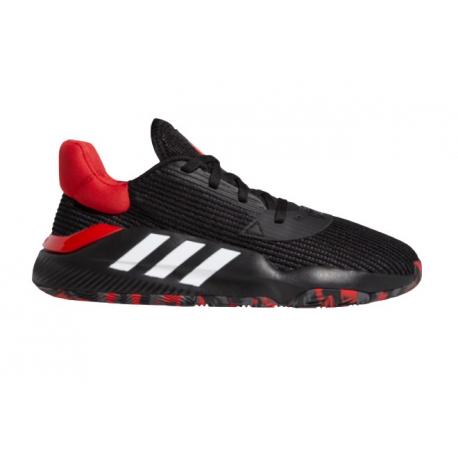 Adidas Pro Bounce 2019 Low Noir/Rouge