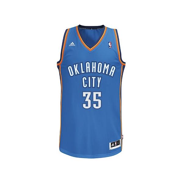 Adidas Swingman Kevin Durant OKC Thunder Bleu