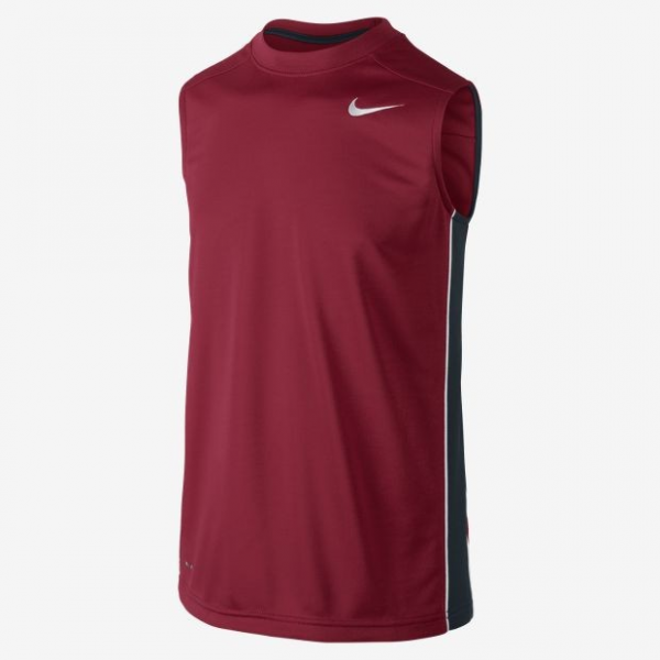 Nike YA Sleeveless rouge