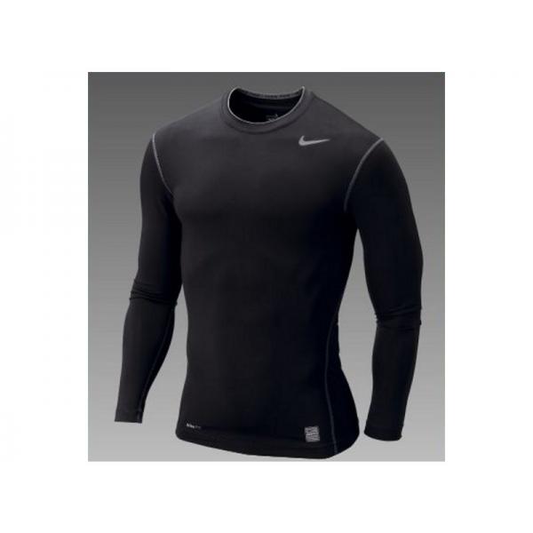 Nike pro manches longues noir