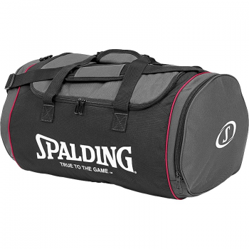 Spalding Sac Tube Sportbag M Noir/Rose