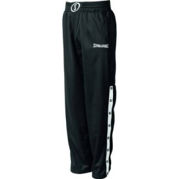 Spalding Evolution Pants Noir-Blanc