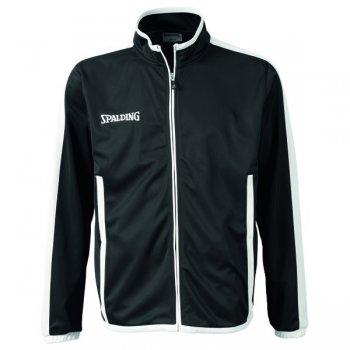Spalding Evolution Jacket Noir-Blanc