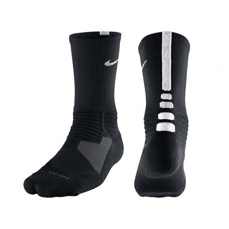 Nike Chaussettes Hyperelite Noir/Blanc