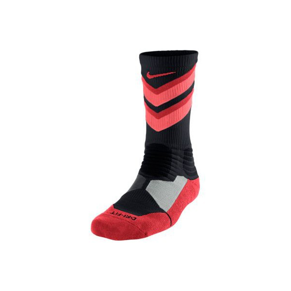 Nike Chaussettes Chase Hyperelite Noir