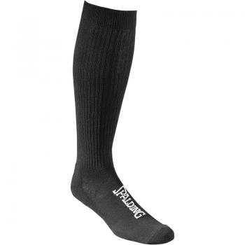 Spalding chausettes hautes noires