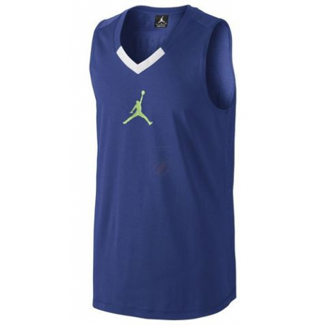 Jordan Rise 4 Jersey Bleu